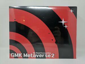 GMK Metaverse R2 Base Kit Doubleshot Keycap Keyset SEALED