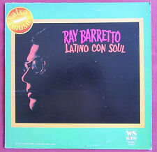 RAY BARETTO   LP WS US  1975  LATINO CON SOUL