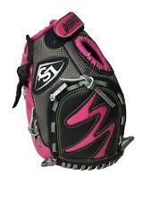 "Louisville Slugger Diva DV14-HP Fastpitch Softball Glove RHT 10.5"" EUC"