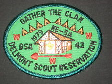 NE-5A 1979 Conclave Pocket Patch oa