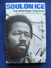 SOUL ON ICE - SIGNED & INSCRIBED by ELDRIDGE CLEAVER A Collection of Essays