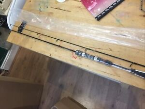 Daiwa Laguna  Spinning Rod  7ft 2piece Brand New Ultra Light 1-4lb 1/32-1/8 Oz