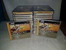 36 x JVC DVD R JEWEL CASE 4.7GB 120MIN data Video Discs 8x Speed READ ME CHEAP!