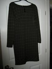 Womans New Black Dress from limited stores size medium