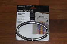 Over the Door Swing Loop Towel Ring by InterDesign 63970