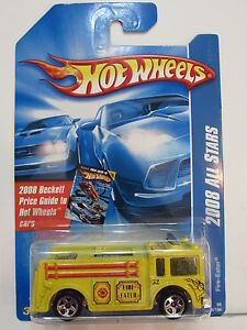 HOT WHEELS 2008 ALL STARS FIRE-EATER