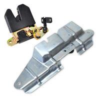 Rear Trunk Boot Lid Latch Lock Actuator & Bracket Mount fit for VW Jetta Bora