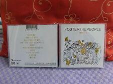 Torches von Foster the People cd
