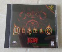 Diablo PC Game 1996 Blizzard Entertainment Video Games Computer