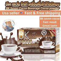 BK7 Fast Weight Loss Cocoa Coffee Diet Idol Slimming Coffee Drink Lost Burn Fat