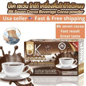 BK7 Fast Weight Loss Cocoa Coffee Diet Idol Slimming Coffee Drink Lost Burn Fat