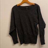 Cynthia Rowley small green long sleeve sweater