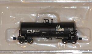 American Z Line Z Scale 913810-2 SYRX 17,600 Gallon Tank Car # 200434 NEW