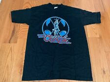 New listing Rare Vintage 1982 Waylon Jennings Crickets Belton Tee Shirt Nos Size L