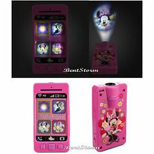 Minne Mouse Talking Light Up Toy Pretend Camera Projector Images Disney Store