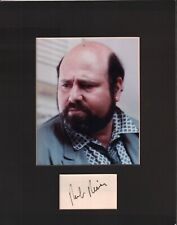 Rob Riner Signed Autographed Cut Matted 11x14 w/COA 073019DBT2
