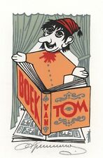Ex Libris Willy Braspennincx : Opus 24, Tom (Hierbout)