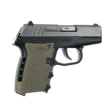 Talon Grips for SCCY CPX-1, CPX-2 in Moss Rubber Texture 270M
