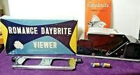 Vintage Romance Daybrite Viewer Samoca Camera Co. w/Box