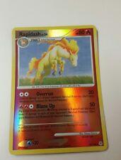 Pokemon Rapidash Holo Shiny Foil 59/130
