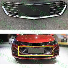 1XFor Chevrolet Cruze 2017-2018 Front Bumper Middle Grille Decorative Trim Frame