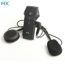 2 Set COLO-RC Motorcycle Wireless BT Helmet Intercom +Remote +Soft Line Earphone