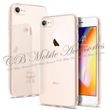 For iPhone 8 Case Transparent Silicone Cover for iPhone 8 Clear Case