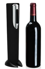 Electric Wine Opener with Automatic Corkscrew and Foil Remover Bottles Recharge