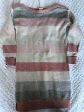 GAP Girls Knitted Striped Dress Age 4
