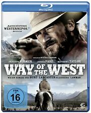 Way of the West  (Blu-ray) - Andrew Walker / Jessica Pare