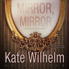 Mirror, Mirror  by Kate Wilhelm 2017 Unabridged CD 9781538435656