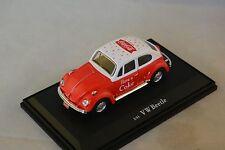 Motor city  440030 - Volkswagen VW 1966 coca cola rouge / blanc  1/43