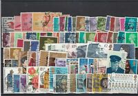 Nice Lot of World Stamps - Mixed Themes Incl Silver Juubilee+ Winter  Ref 31629