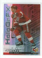 Steve Yzerman 1999/00 Upper Deck HoloGrFX Card #21