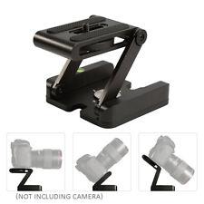 Aluminum Z Flex Tilt Head Folding Z Holder Tripod For Canon Nikon DSLR Camera
