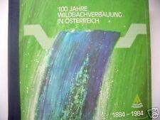 100 Jahre Wildbachverbauung Österreich 1984 Wildbach