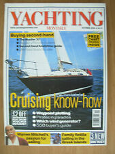 YACHTING MONTHLY MAGAZINE OCTOBER 2000 No 1130
