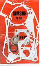 SIMSON S51 GASKET SET!!!