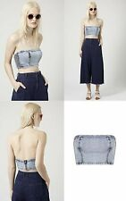 Topshop Cropped Tops & Shirts for Women , with Multipack