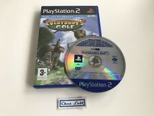 Everybody's Golf - Promo - Sony PlayStation PS2 - PAL EUR