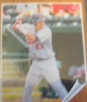 Rookie Mike Trout Original Single Baseball Cards