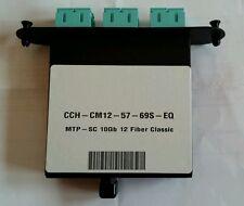 NEW MTP-SC 10gb 12 fiber classic housing CCH-CM12-57-69S-EQ