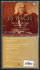 """JOHANN SEBASTIAN BACH """"Die Kunst Der Fuge"""" (CD) 2011 NEUF"""