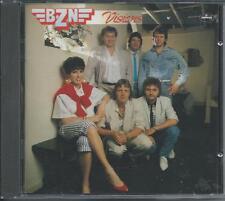 BZN - Visions CD Album 11TR 1987 WEST GERMANY PRINT VERY RARE!!!!