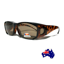 Polarized Womens Mens Fit Over Polarised Sunglasses Vintage 009a Tortoise Shell