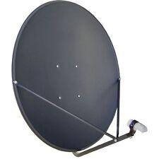 36 Inch 90 cm FTA Satellite Dish & DUAL (2 output) HD LNBF FTA Sat Dish