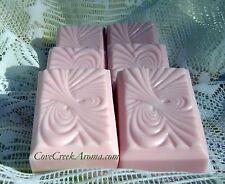 Cherry Almond Goat Milk Soap 3 bars  Cove Creek Aroma