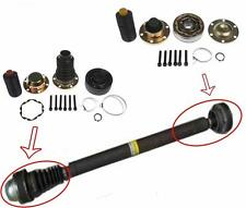 Liberty Grand Cherokee 4WD Front Drive Shaft Front & Rear CV Joint Repair Kits