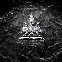 AXXIS - KINGDOM OF THE NIGHT II BLACK EDITION  CD NEU