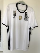 Authentic Germany 2014 Soccer (Football) Jersey. New With Tags. Size XL